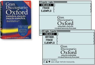 Gran Diccionario Oxford ESPAÑOL-INGLÈS/ INGLÈS- ESPAÑOL 3.a edición