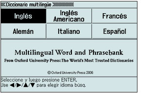 Multilingual Word and Phrasenbank