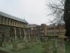 Un Cementerio dentro de Norwich